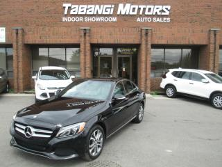Used 2015 Mercedes-Benz C-Class C300 4MATIC | NO ACCIDENTS | NAVIGATION | REAR CAM | LEATHER for sale in Mississauga, ON
