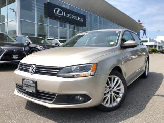 Used 2012 Volkswagen Jetta Highline 2.0 TDI 6sp DSG at Tip NO Accidents, Loca for sale in North Vancouver, BC