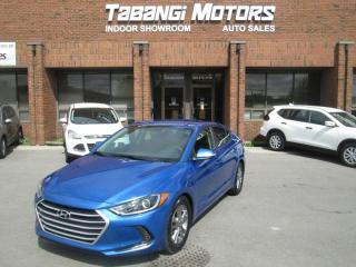 Used 2017 Hyundai Elantra GL | BLIND SPOT | BIG SCREEN | REAR CAM | APPLE & ANDROID for sale in Mississauga, ON