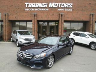 Used 2016 Mercedes-Benz E-Class E250 BlueTEC 4MATIC | NO ACCIDENTS | A.M.G | NAVIGATION | for sale in Mississauga, ON