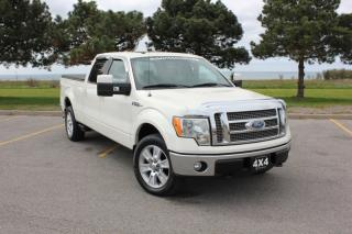 Used 2009 Ford F-150 4WD SUPERCREW for sale in Oshawa, ON