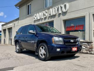 Used 2008 Chevrolet TrailBlazer 4WD 4dr for sale in Hamilton, ON