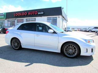 Used 2012 Subaru Impreza WRX WRX 5 SPEED MANUAL AWD BLUETOOTH CERTIFIED for sale in Milton, ON