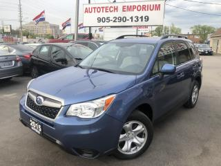 Used 2015 Subaru Forester 2.5i Backup Camera/Heated Seats/Bluetooth&GPS* for sale in Mississauga, ON