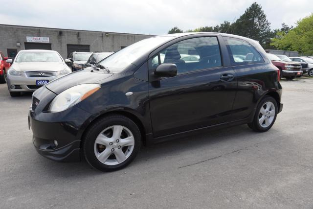 2008 Toyota Yaris RS COUPE AUTO CERTIFIED 2YR WARRANTY *1 OWNER*NO ACCIDENT* ALLOYS