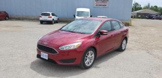 Used 2016 Ford Focus SE SEDAN for sale in Kitchener, ON
