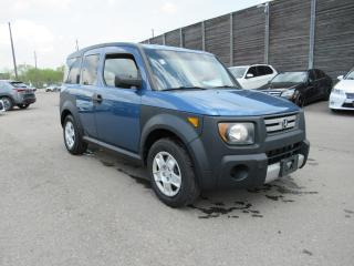 Used 2007 Honda Element LX for sale in Toronto, ON