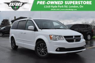 Used 2016 Dodge Grand Caravan SE/SXT for sale in London, ON