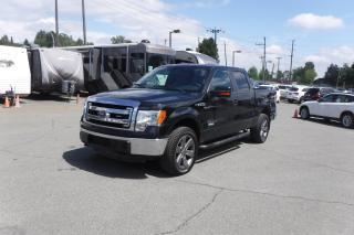 Used 2013 Ford F-150 XLT SuperCrew 5.5-ft. Bed 4WD for sale in Burnaby, BC