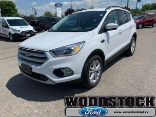 Used 2019 Ford Escape SEL 4WD  FORDPASS CONNECT for sale in Woodstock, ON