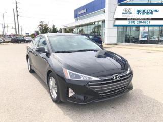 New 2020 Hyundai Elantra Preferred w/Sun & Safety Package IVT  - $133.95 B/W for sale in Brantford, ON