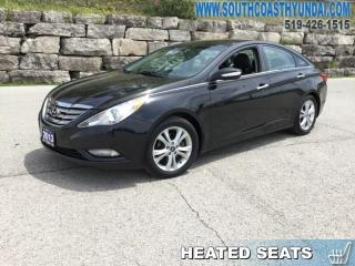 Used 2013 Hyundai Sonata 2.0T Limited at  - Leather Seats for sale in Simcoe, ON