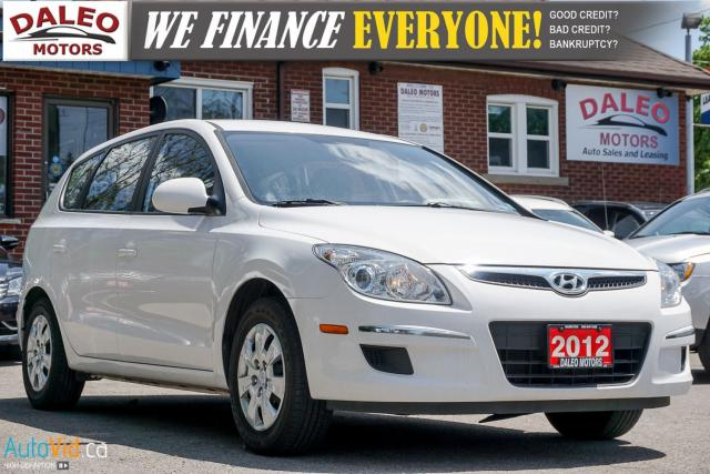 2012 Hyundai Elantra Touring GLS (M5) | HEATED SEATS |