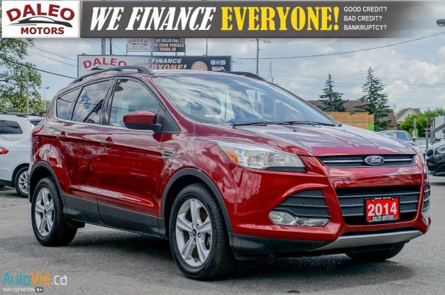2014 Ford Escape SE | NAV | BACK UP CAM | HEATED SEATS