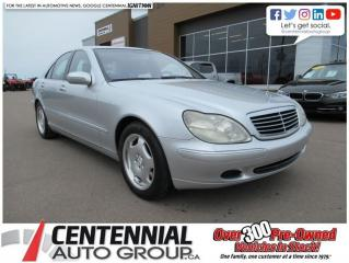 Used 2002 Mercedes-Benz S-Class S500 for sale in Charlottetown, PE