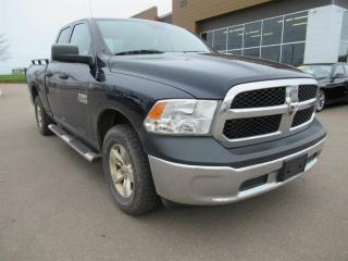 Used 2013 RAM 1500 4x4 Quad Cab ST for sale in Charlottetown, PE