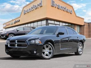 Used 2013 Dodge Charger SXT  sunroof - Bluetooth -  Remote Start - $138.21 B/W for sale in Brantford, ON