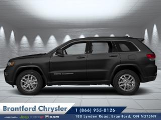 New 2019 Jeep Grand Cherokee Laredo E  - $275.96 B/W for sale in Brantford, ON