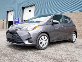 Used 2018 Toyota Yaris LE for sale in St-Eustache, QC