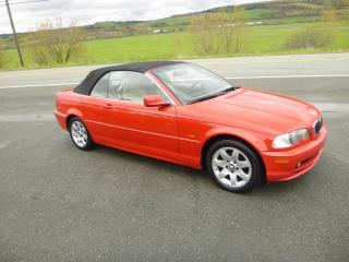 Used 2000 BMW 3 Series 323Ci Cabriolet 2 portes - for sale in St-Joseph-de-Beauce, QC