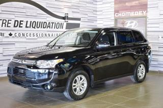 Used 2014 Mitsubishi Outlander Se+awd for sale in Laval, QC