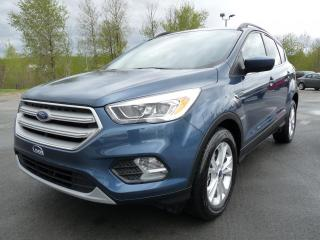 Used 2018 Ford Escape SEL 4RM for sale in Vallée-Jonction, QC