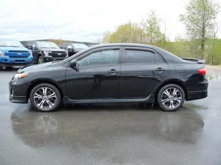 Used 2013 Toyota Corolla S AUTOMATIQUE, TOIT,  8 PNEUS for sale in Vallée-Jonction, QC