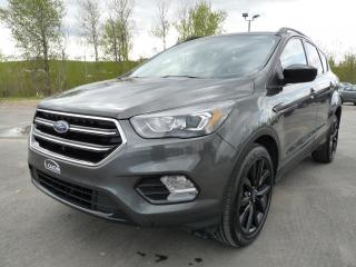 Used 2017 Ford Escape SE DÉCOR SPORT AWD (4X4) TOIT OUVRANT for sale in Vallée-Jonction, QC