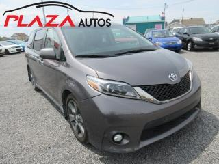 Used 2015 Toyota Sienna SE 8 Passenger for sale in Beauport, QC