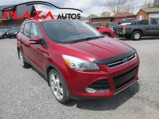 Used 2015 Ford Escape Titanium for sale in Beauport, QC