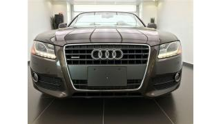 Used 2011 Audi A5 2.0T Premium Plus for sale in Sherbrooke, QC