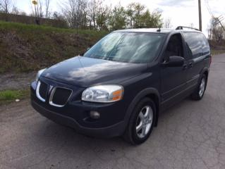 Used 2008 Pontiac Montana Empattement ordinaire 4 portes avec 1SB for sale in Quebec, QC