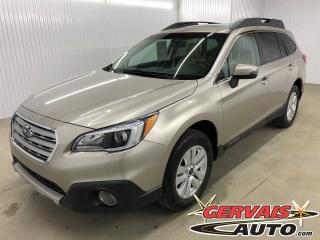 Used 2016 Subaru Outback TOURING AWD for sale in Trois-Rivières, QC