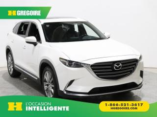 Used 2016 Mazda CX-9 Gt Awd Cuir Toit for sale in St-Léonard, QC