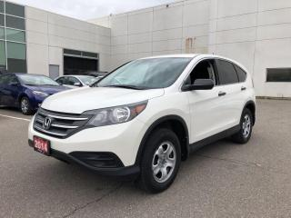 Used 2014 Honda CR-V LX for sale in Brampton, ON