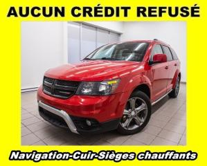 Used 2016 Dodge Journey CROSSROAD AWD CUIR for sale in St-Jérôme, QC
