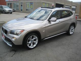 Used 2012 BMW X1 xDrive28i/Navigation/Sport Package for sale in North York, ON