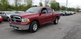 Used 2011 RAM 1500 4x4 hemi Safetied 151k we finance ST for sale in Madoc, ON