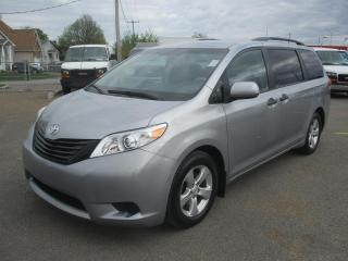 Used 2014 Toyota Sienna 7 places 5 portes TA for sale in Terrebonne, QC