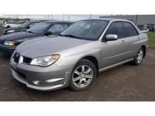 Used 2007 Subaru Impreza 2.5i for sale in Terrebonne, QC