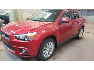 Used 2011 Mitsubishi RVR Gt Toit Pano/hitch for sale in Terrebonne, QC