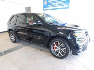 Used 2017 Jeep Grand Cherokee SRT LEATHER NAVI SUNROOF for sale in Listowel, ON