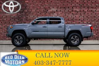 Used 2018 Toyota Tacoma 4x4 Double Cab TRD Sport for sale in Red Deer, AB
