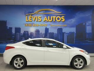 Used 2012 Hyundai Elantra Gls T.ouvrant Sièges for sale in Lévis, QC