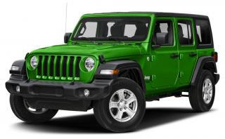 New 2019 Jeep Wrangler Unlimited Sahara - Android Auto for sale in Surrey, BC