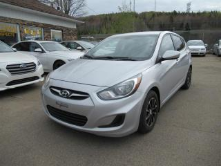 Used 2012 Hyundai Accent GL HATCH for sale in Québec, QC