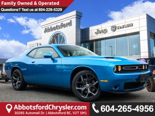 New 2019 Dodge Challenger SXT - Sunroof - Plus Package for sale in Abbotsford, BC