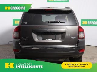 Used 2016 Jeep Compass HIGH ALTITUDE 4x4 for sale in St-Léonard, QC
