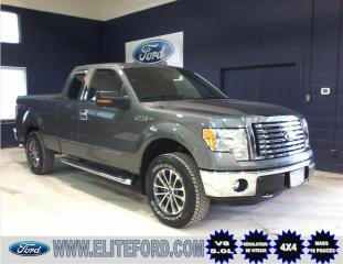 Used 2012 Ford F-150 SCAB,  V8 5.0L, 4X4 for sale in St-Jérôme, QC