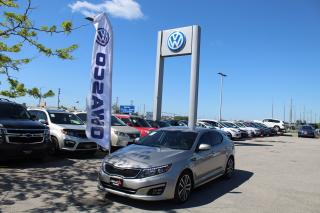 Used 2014 Kia Optima SX for sale in Whitby, ON